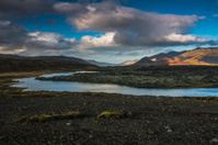 Volcanic Landscape Snaefellsnes , Iceland