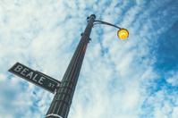 Beal Street Sign in Memphis