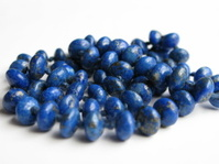 Halskette mit blauen Lapislazuli-Steinen
