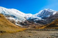Tibetan plateau scene-Glacier Kanola