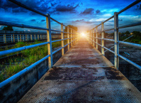 The Sky Walk & Sunset
