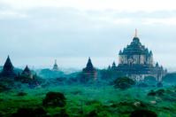 Temples at Bagan, Myanmar
