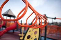 Monkey Bars on Playground