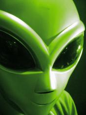 Green Alien