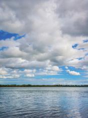 Summer Cloud Scape