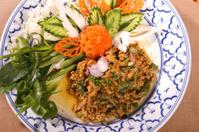 spicy pork salad thai tyle