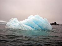 Popcorn Glacial Ice