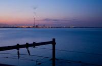 Dublin Bay Power Lines