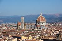 View over Santa maria Del Fiore