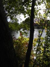 Scenic Upstate New York Lake