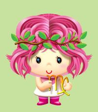 Girl Crossplay Horoscope Virgo