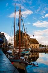 Fishing port of Honfleur