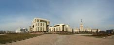 building a new library M. V. Lomonosov Moscow University