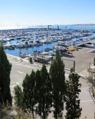 Harbour in Costa Blanca, Spain