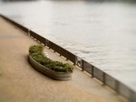 Riverside resting-place