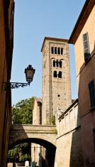 Ravenna Basilica of Saint Francis