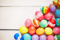 Decorations of Easter