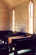 Church in Bodie