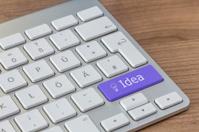 Idea on modern Keyboard