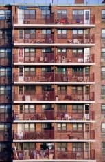 Apartment terraces