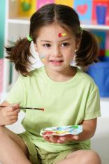 creative preschooler
