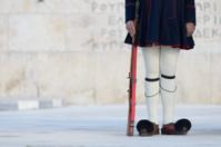 Greek Honor Guard