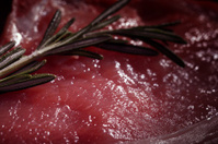 fresh meat pork spare ribs