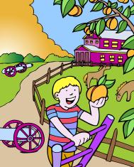 Kid Adventures: Picking Peaches in Georgia