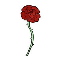 rose tattoo comic cartoon