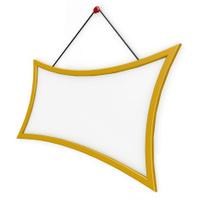 Hang banner