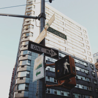 Traffic Signs in Manhattan