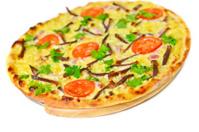 Pizza preparation