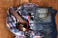 jeanswear rustic style