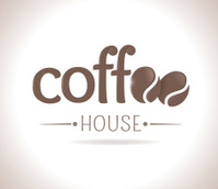 Fresh Coffee Logo With A Cup Of Brewed Stock Vector