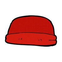 comic cartoon hat