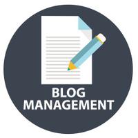 Blog Management, Blogging concept