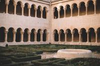 Silos Monastery Cloister, Burgos