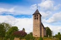 Chapel on cemetery in Svetla nad Sazavou