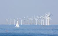 Off Shore Wind Turbines.