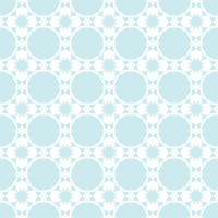 Seamless vector pattern of geometric spiral elements