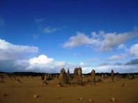 Pinnacle in Nambung national park