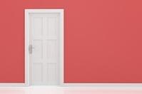 endering of a door