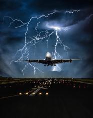 Stormy Runway