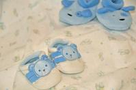 infant shoes 2 pair