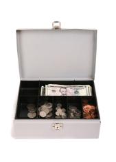 Garage Sale Cash Box