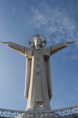 Jesus Statue in Vung Tau