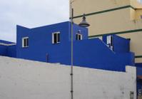 Südländische Häuserreihe