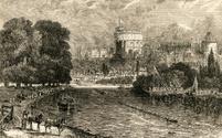 Engraving of Windsor