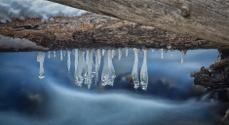 Ice Rain Drops