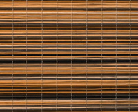 straw mat surface